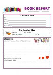 Free reading book reports for 2nd grade – Essay Birdie