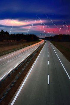 A2 Motorway, PolandCarl Franz