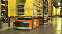 Η αμερικανική εταιρεία ηλεκτρονικού εμπορίου Amazon, έχει εξοπλίσει τα κέντρα διανομής της με 15.000 ρομπότ Kiva για τη μείωση των χρόνων παράδοσης κατά την περίοδο των Χριστουγέννων. Έτσι, δέκα αποθήκες στην Καλιφόρνια, το Τέξας, το Νιου Τζέρσεϋ, τη Ουάσιγκτον και […]