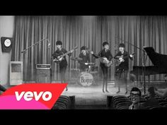 "▶ The Beatles - Words Of LoveWatch the PREMIERE of the BRAND NEW animated video from The Beatles performing the Buddy Holly song, ""Words of Love,"" from On Air - Live at the BBC Vol. 2! <3"