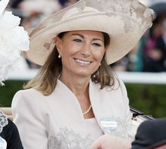 Carole Middleton: A portrait of the glamorous grandma at 60......30 JANUARY 2015.....It's hard to imagine what Carole Middleton's family will give the millionaire Berkshire businesswoman for her 60th birthday on 31 January.
