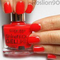 Smalto Shine Tech Gel Like Red Pusher deborah Milano Deborah Milano, Nail Polish, Tech, Nails, Ongles, Finger Nails, Nail Polishes, Polish, Technology