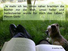 Cooles Zitat auf eigenem Foto. #Erellgorh :-) Animals, Photos, Pocket Books, Word Reading, Quotes, Pictures, Animaux, Animal, Animales