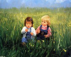 Il mondo di Mary Antony: I bambini di Donald Zolan