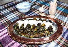 lor dolması Palak Paneer, Banquet, Food And Drink, Veggies, Cooking Recipes, Ethnic Recipes, Cooker Recipes, Chef Recipes, Vegetable Recipes