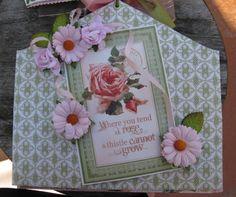 Secret Garden Mini Album & Box