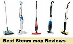 Best Steam Mop Reviews & Buying Guide 2017