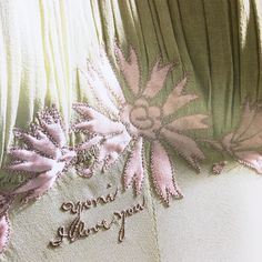 Looking at vintage lingerie images and I am super inspired by all the great details!
