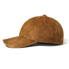 a28d9ce8ae0 Men Genuine Leather Baseball Cap Casual Outdoor Sun Hat Adjustable  Breathable Flat Top Cap