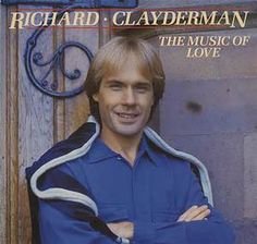 Richard Clayderman The Music Of Love UK vinyl LP album (LP ...