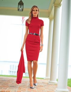 Red suit PattyonSite™
