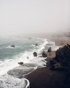 The power of the coast, so much ocean magic I want to see it all.