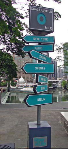 From Kuala Lumpur... photo Aili Alaiso