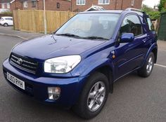Toyota Rav 4 NGR VVTI 2003 - MOT May 2018 125000 Miles - Petrol -3 Door - Blue Manual. It is advertised elsewhere, so maybe removed. Cash on collection. | eBay!