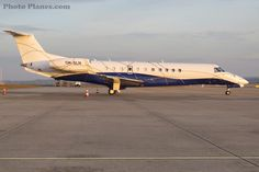 Embraer EMB-135BJ Legacy - OK-SLN