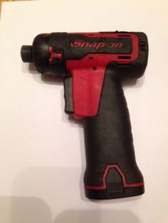 Snapon Cts661 Screw Driver Gun 7.2 V Impact Cordless Ratchet Wrench Landistools in Home & Garden | eBay