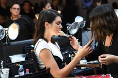 Kendall Jenner Stole This Groovy Style Trick From Amal Clooney, Just in Time For Fashion Week