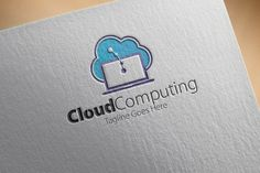 Check out Cloud Computing Logo by samedia on Creative Market