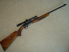 Browning Semi Auto .22 Rifle, My brother had one of these when we lived at home, I was envious! So I bought one! Funnest 22 ever! Same model made for 100 years, Bless John Browning!
