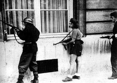 1944 French Resistance