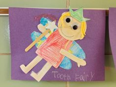 Tooth Fairy printable I found FREE on TPT!