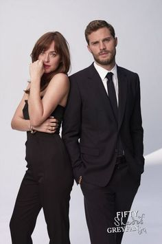 Jamie and Dakota for World Screen Magazine