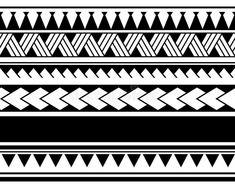 Maori polynesian tattoo sleeve. Tribal bracelet seamless pattern vector. Samoan border tattoo design fore arm or foot. Armband tattoo tribal. band fabric stock illustration Bein Band Tattoos, Tattoo Band, Band Tattoo Designs, Armband Tattoo Design, Tattoo Bracelet, Tribal Armband Tattoo, Polynesian Tattoo Sleeve, Polynesian Tattoo Designs, Maori Tattoo Designs