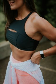 Weekly Workout Routine: Summertime Mesh Top | A Southern Drawl