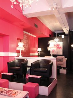 Candy Nail Bar, Montreal