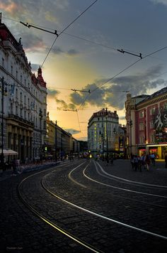 Evening in Prague by Ilya Pachter on 500px