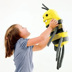 These wacky stuffed animals can be unzipped into sections and rearranged to create wacky creatures. Bee Toys, Clever Kids, Cute Plush, Creature Feature, Cool Toys, Awesome Toys, Mix N Match, Knock Knock, Dinosaur Stuffed Animal