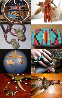 Fine Art   Fine Native Craft  by kate reeve on Etsy--Pinned with TreasuryPin.com