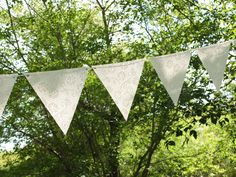 Custom bunting and garlands made to suit your celebration. Fabric Bunting, Garlands, Celebration, Wedding Decorations, Suit, Design, Wreaths, Wedding Decor