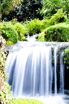 Waterfall in Guyana