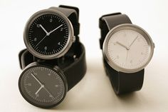Muji watch, want, need, must have...