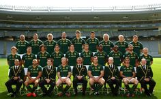 The Springbok team Rugby Players, Team Photos, African History, South Africa, Country, Team Pictures, Rural Area, Country Music