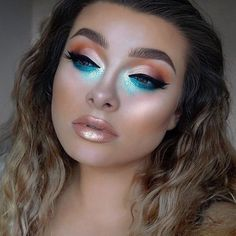 20 Unique Mermaid Makeup Looks For Halloween | Gurl.com