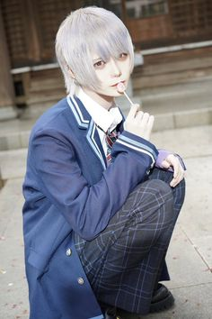 Korean Boy Hairstyle, Cute Japanese Boys, Androgynous Hair, Scene Boys, Boy With White Hair, Pose Reference Photo, Twin Outfits, T Dress, Japanese Aesthetic