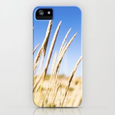 Spikes on the beach iPhone & iPod Case by Richard Torres Photo - $35.00