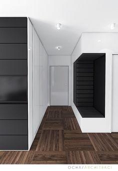 Entryway Closet, Mudroom, Interior Design Inspiration, Home Interior Design, Armoire Entree, Small Room Design, Condo Living, Banquette, Decoration Design
