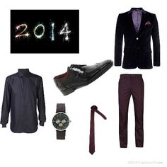New Year 2014 | Men's Outfit | ASOS Fashion Finder