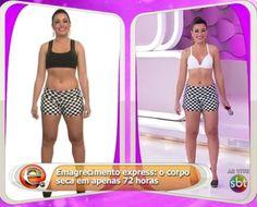 Dieta da Pavorô: assistente de palco perdeu 5 quilos em apenas 72 horas. É saudável? - Vix