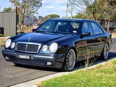 666 best benz life images on pinterest cars mercedes clk and mercedes benz e320 w210 ganstamobile fandeluxe Images