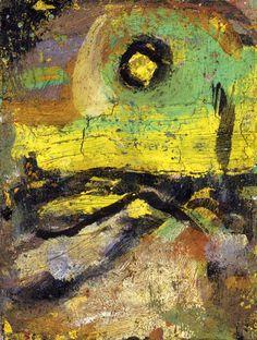 Landscape - Georges Rouault