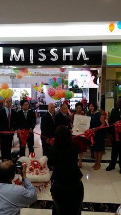 Grand Opening! #missha #misshaus