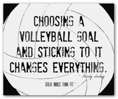 #volleyball #posters with #quotes for #motivation