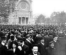 Historia del S.XX: Semana Trágica de Barcelona 1909