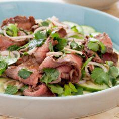 Thai Grilled-Beef Salad - Cooks Illustrated