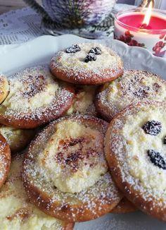 Helenkine dobroty - Tvarožníky bez rozkvasu Sweet Life, Healthy Baking, Doughnut, French Toast, Muffin, Food And Drink, Breakfast, Cakes, Basket