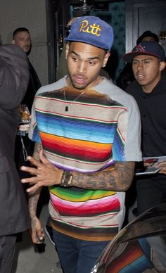 Chris Brown.... pause fr fr this shirt fye